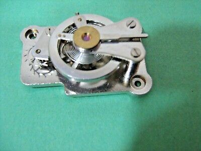 Vintage Steel Platform Escapement, Unused,, 7 Jewels, Don't Known What It Fits