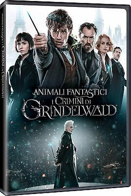 ANIMALI FANTASTICI: I Crimini di Grindelwald (DVD) Jude Law, Johnny Depp