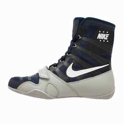 Nike Hyper KO Boxing Boots - Midnight Navy