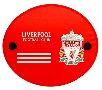 Liverpool Car Accessory: Side Window Sunshades X 2 New Official Lfc Product