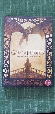 Game of Thrones - Die komplette Staffel/Season 5 [DVD] mit Deutschen Ton