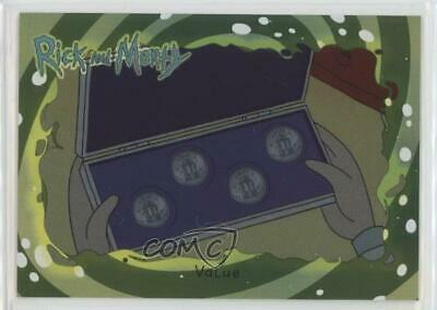 2018 Cryptozoic Rick and Morty Season 1 Foil #39 Value Non-Sports Card j7y