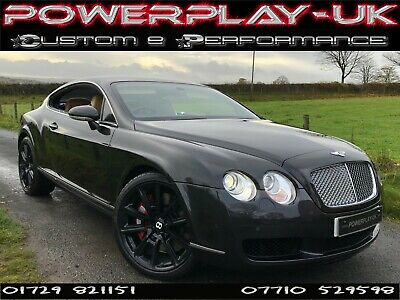 2005 Bentley Continental Gt 6.0 Twin Turbo Coupe -- P/x --Finance -- Warranty