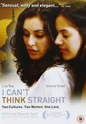 I Can't Think Straight (romance / comedy / lesbian) NEW & SEALED UK DVD FREE P&P