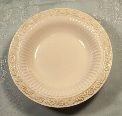 """Butler's Pantry by Lenox 9 3/8"""" Individual Pasta / Soup Bowl - Excellent"""