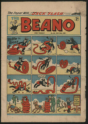 Beano Comic 423. Pansy Potter, Jimmy And Magic Patch