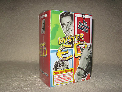 Mr. Ed The Complete Series Seasons 1-6,dvd 22 Disc Set Brand  *new*sealed..,