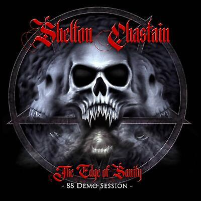 Shelton/chastain - The Edge Of Sanity (88 Demo Session)   Cd New+