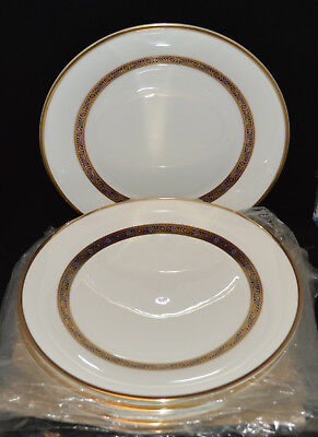 """10 Royal Doulton  """"Harlow""""  Dinner Plates 10 5/8""""  Very Good / Excellent"""