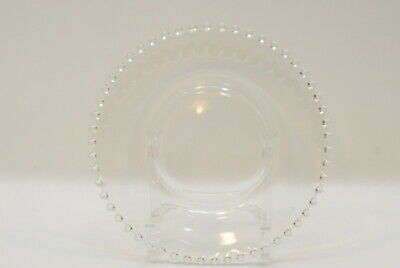 Imperial Candlewick Dinner Plate Plates 10.5 Inch VERY SLIGHT USE