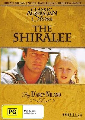 The Shiralee (DVD, 2017) : NEW