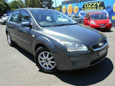 2005 Ford Focus LR LX Grey Automatic 4sp A Hatchback