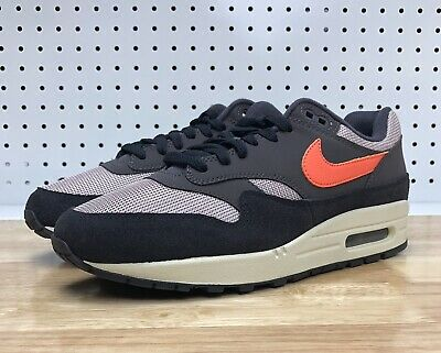 7276af07ff Nike Air Max 1 Wild Mango Oil Grey AH8145-004 Sz 7.5 Running Training Shoes