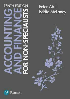Accounting and Finance for Non-Specialists DIGITAL FORMAT