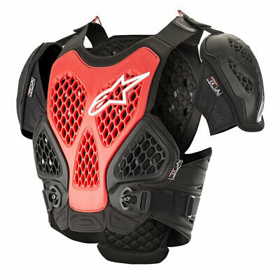 Alpinestars 2019 Bionic MX Motocross Armour Chest Protector