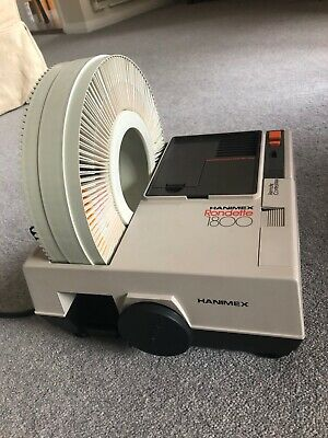 Hanimex Rondette 1800 Slide Projector - Boxed