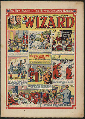 Wizard 1453, Christmas Issue