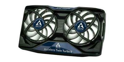 ARCTIC Accelero Twin Turbo II VGA Cooler - nVidia & AMD, Dual Quiet 92mm PWM Fan