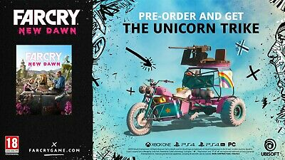 (Xbox One) (PC) (PS4) Far Cry New Dawn - Unicorn Trike Vehicle - DLC