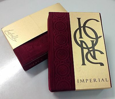 1 deck ICONS Imperial Edition Playing Cards by Lotrek, ONLY 555 Limited Rare