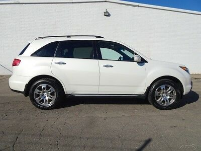 2009 Acura MDX Technology 2009 Acura MDX Technology SUV Used 3.7L V6 24V Automatic AWD