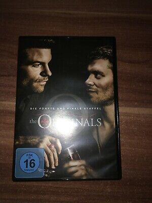 The Originals - 5. Fünfte Finale Staffel - 3 DVDs Box - neuwertig - J.Morgan