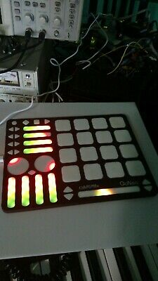 Keith McMillen QuNeo 3D Multi-Touch Pad Controller w/ USB