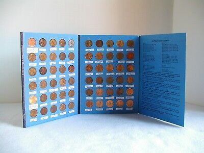 Lincoln Wheat & Memorial Cents (Penny) Collection, 1940-1997