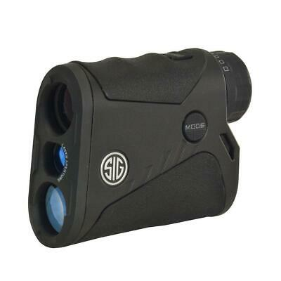 Rangefinder Sig Sauer Kilo 1200 Laser 4x20mm Brand New Yards or Meters