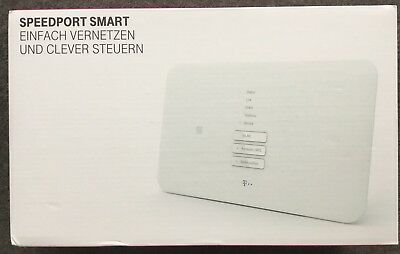 Telekom Speedport Smart 3 L Dsl Gigabit Wlan Router Neu Ovp Eur