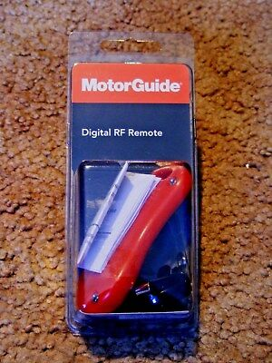 MotorGuide #M887657 Digital Wireless Hand-Held Remote Control