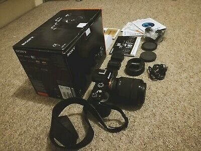 Sony Alpha 7  -  Digital Camera +  Lens w/ FE 28-70mm OSS