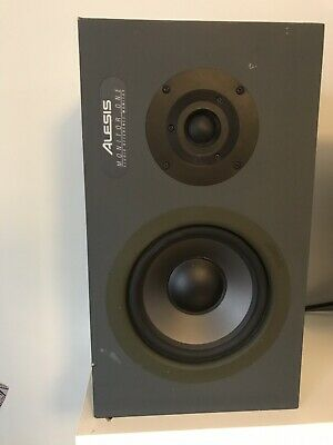 Alesis Monitor One Passive Studio Monitors (pair) Excellent Working Condition