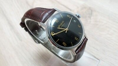 Amazing Glashutte cal.69.1 -36mm- vintage german collectable wrist watch