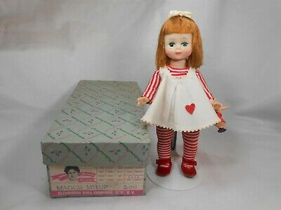 Vintage Madame Alexander MAGGIE MIXUP in Box, All Original with her TOY!!
