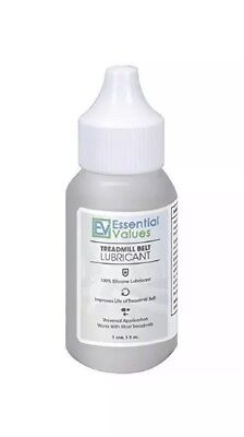 Essential Values Treadmill Belt Lubricant - 100 Silicone Universal (£18.95rrp)
