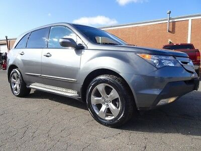 2008 Acura MDX Technology 2008 Acura MDX Technology SUV Used 3.7L V6 24V Automatic AWD