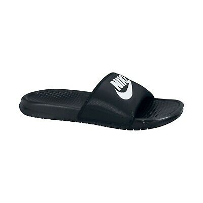 d149def2be94d1 NIKE MEN S KAWA Slide Sandal 832646-010 Black White Shoe -  27.00 ...