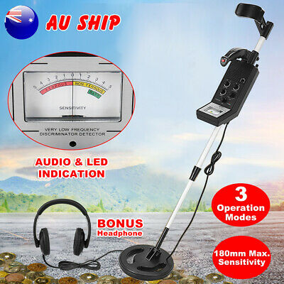 Metal Detector Deep Sensitive Searching Waterproof Gold Digger Treasure Hunter
