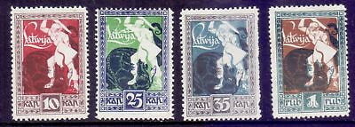 Latvia  1919/20  Liberation of Kurland, mint.