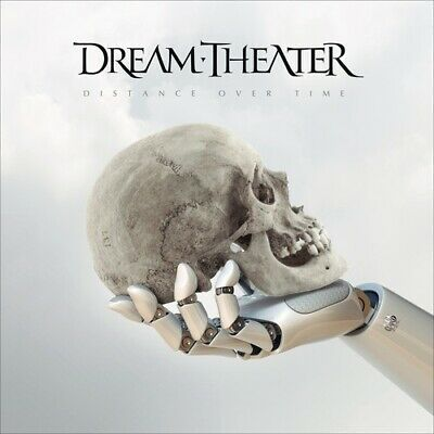 Dream Theater Distance Over Time + DVD + Bluray New CD