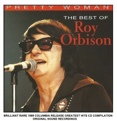 Roy Orbison - A Very Best Greatest Hits Collection - Rare 1989 EMI Release CD