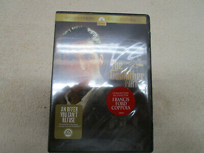 Dvd The Widescreen Collection The Godfather Part Ii  Still Factory
