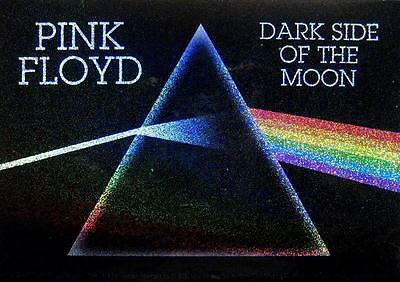 "Pink Floyd Aufkleber / Sticker # 52 ""dark Side Of The Moon"" - Pvc"