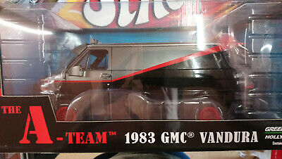 Greenlight Hollywood The A Team 1983 GMC Vandura 1/18 Limited Edition