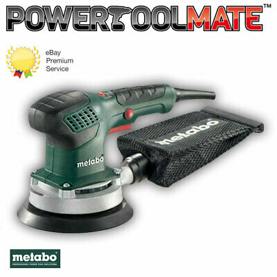 Metabo SXE 3150 230v / 240V 150mm Random Orbit Disc Sander