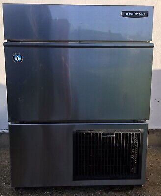 Hoshizaki IM-65LE commercial ice machine, serviced & fully tested