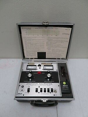 Sadelco 260-B Spectrum Calibrator Continuous VHF Reference Signal Source