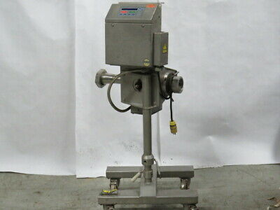 Loma Superscan Micro Metal Detector Unit W/ Stand ! WOW !