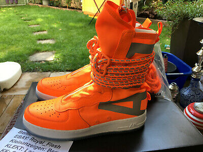 premium selection c2f9a 3bba7 Nike Special Field Air Force 1 High